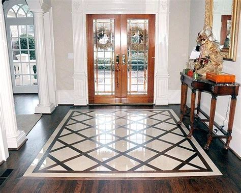 decoration: Living Room Floor Tiles Home Front Design