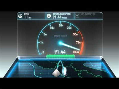Test Fibra by Test Fibra Telecom Italia Fttc Napoli 100 Mbit 20
