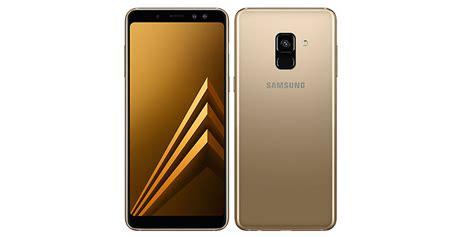 Harga Samsung A8 Gold 2018 samsung galaxy a8 2018 harga dan spesifikasi