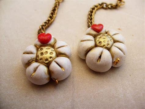 fiori thun orecchini fiori dorati thun donna accessori di