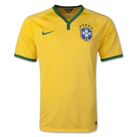 Jersey Brazil Home World Cup 2014 soccer jerseys store sneakers