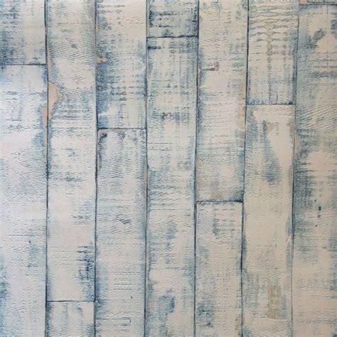 fine decor parquet wood blue wallpaper   wood