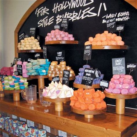 Lush Handmade Cosmetics Recipes - lush bars baths never been the same hell