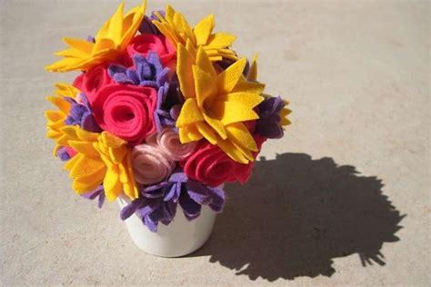 fiore in pannolenci fiori in pannolenci foto 11 41 tempo libero