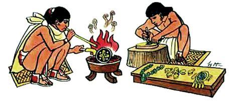 imagenes de mayas trabajando artes