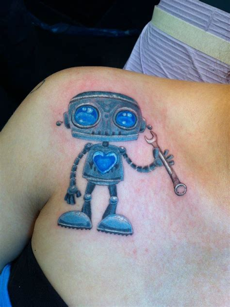 robotic tattoos designs robot tattoos designs ideas and meaning tattoos for you