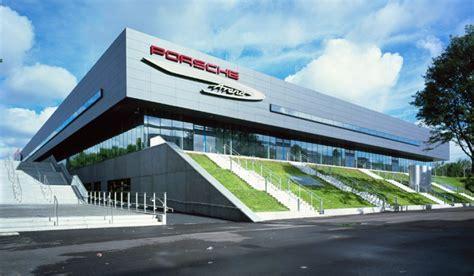 Stuttgart Porsche Arena by Porsche Arena Stuttgart