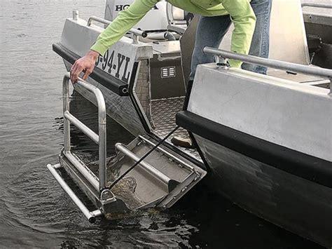 zelf boot bouwen aluminium strak en mooi gelast