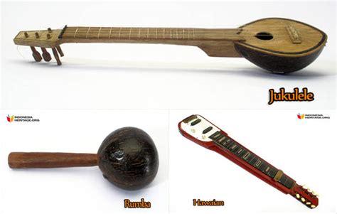 alat alat 7 alat musik tradisional maluku gambar dan penjelasannya