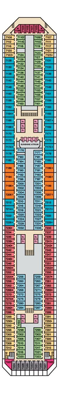 carnival sunshine floor plan 88 best images about carnival cruise on pinterest jimmy