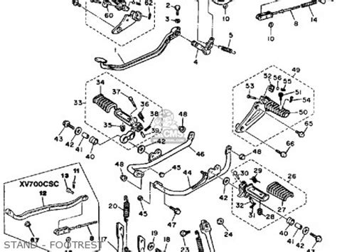 1984 honda vt700c shadow diagram 1984 get free image