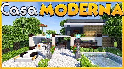 Su Minecraft by Come Costruire Una Casa Moderna Su Minecraft