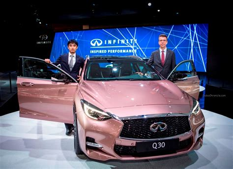 Infinity Pink infiniti s pink q30 nicely complements the iphones