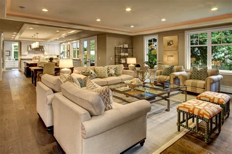 Open Concept Home Decorating Ideas by Nw Lifestyle Homes