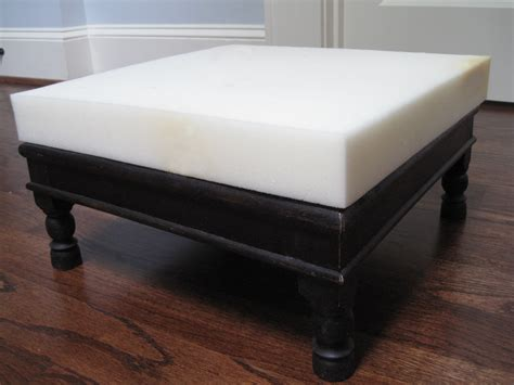 footstool upholstery wood work footstool plans upholstered pdf plans