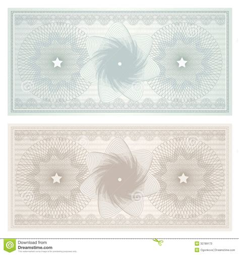 home design free money gift certificate voucher coupon pattern stock photos