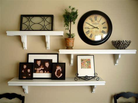stylish diy floating shelves wall shelves easy room