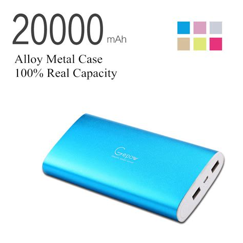 Powerbank Samsung 20000 Mah 18650 power bank 20000mah mobile powerbank 20000 mah