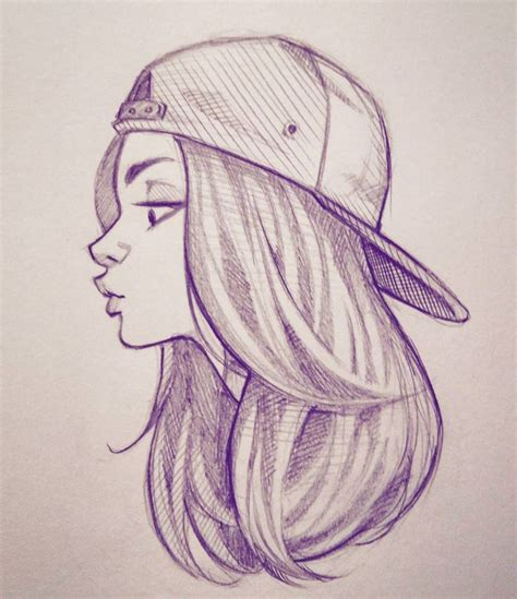 Pin By Angi On Dibujos Craneales Pinterest | trying to improve my hair art pinterest dibujo