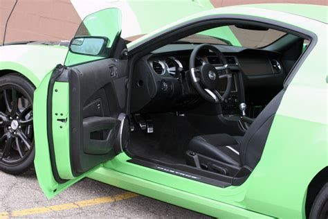 M 16601 Mba by Meet Ford Racing S 2013 Mustang Project Car