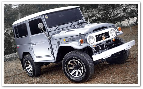 jeep shakes toyota land cruiser fj40 jeep offroad legendary