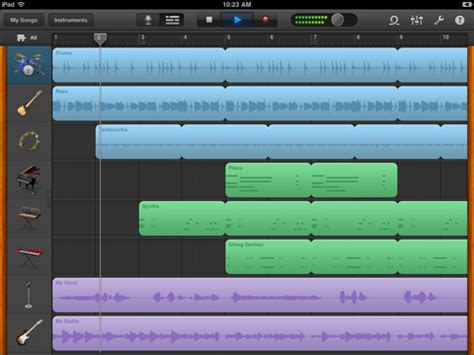 Garageband Notes Apple Releases Garageband For All Ipads The Mac Observer