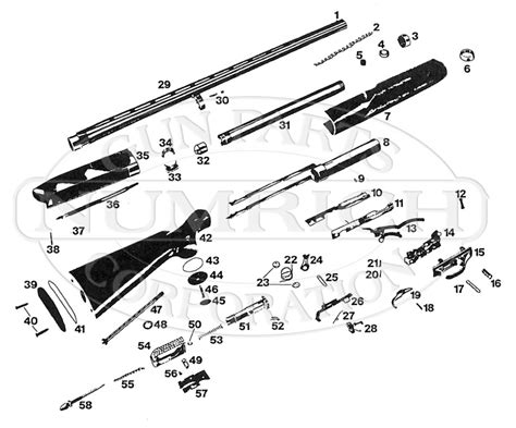 Remington 1300 Parts Diagram Downloaddescargar Com
