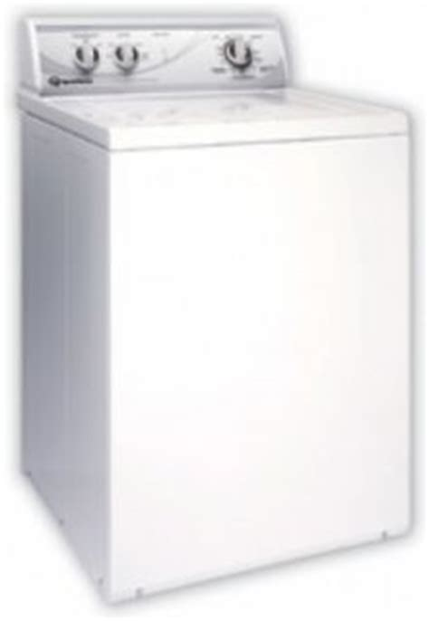Speed Awn 542 by Speed White Commercial Top Load Washing Machine