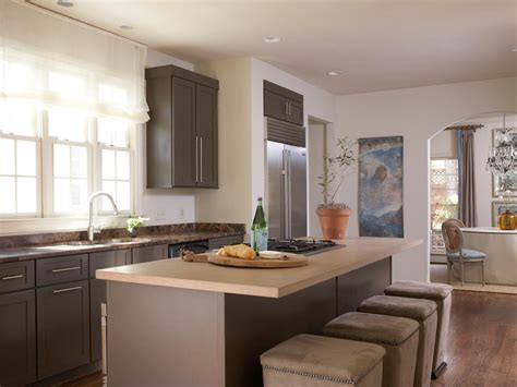 what color cabinets for a small kitchen warm paint colors for kitchens pictures ideas from hgtv