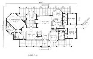 Spanish Colonial Floor Plans Spanish Colonial Revival House Plans Images
