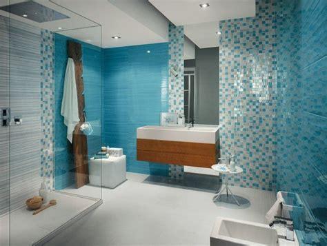 Superbe Salle De Bain Vitaminee #4: carrelage-bleu-mosaique.jpg