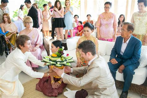 thailand wedding traditions traditional thai wedding ceremony wedding guide thailand