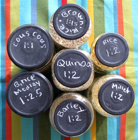 chalkboard paint jar lids painted glass jars family crafts