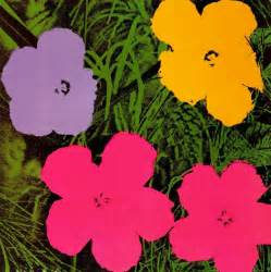 fiori warhol andy warhol flowers 1964 arte mosaico ravenna