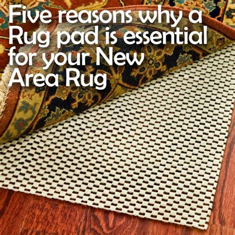 why use a rug pad do you rug insurance five reasons why a rug pad is essential for your new area rug bold rugs