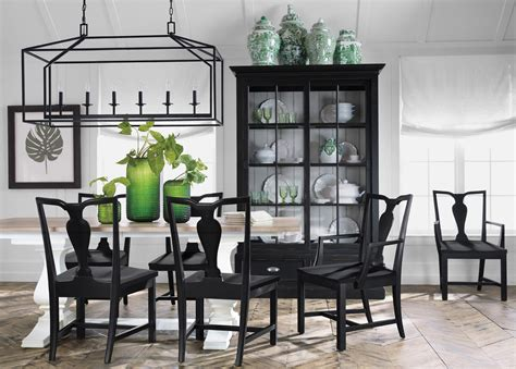ethan allen dining room back to black and white dining room ethan allen