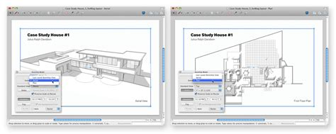 sketchup layout viewport connecting sketchup scenes to layout model viewports