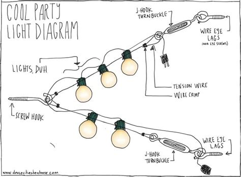 how to attach string lights a way you can add a string of lights to the garage with an