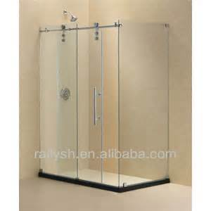 glass shower doors parts glass frameless shower door frame parts buy shower door
