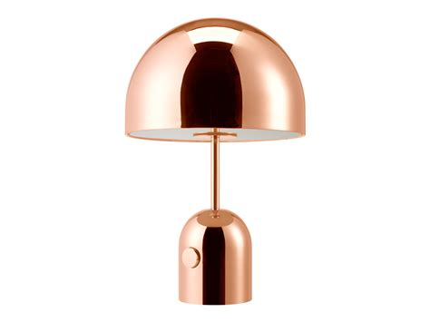 tom dixon table buy the tom dixon bell table l copper at nest co uk