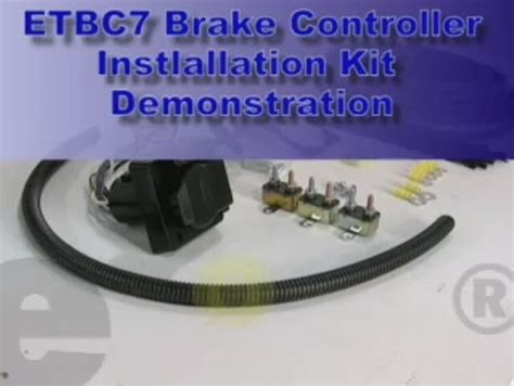 journey trailer brake controller wiring diagram