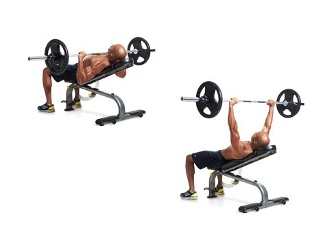 Incline Bench by Incline Bench Press Workout Routine Eoua