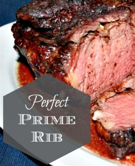 happy house and home perfect prime rib every time