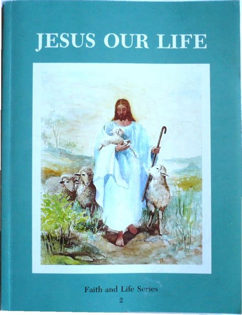 jesus lifestyle books jesus our guide faith series 2 catholic text book