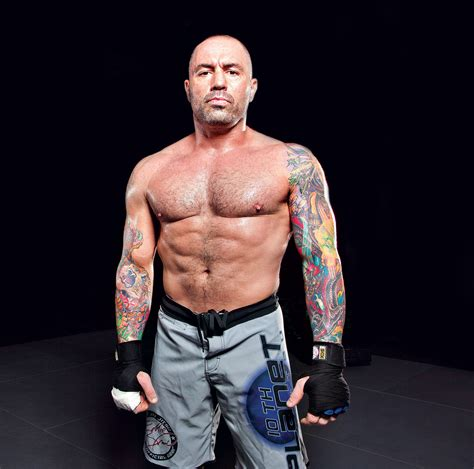 joe rogan tattoos mma ink