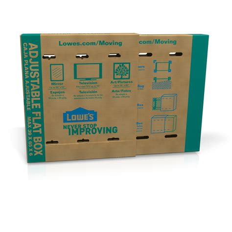 wardrobe boxes lowes shop lowe s large cardboard moving box actual 4 5 in x 39