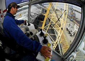 Container Crane Operator by How Much Do Crane Operators Typically Earn