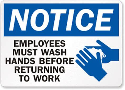 25 contoh notice bahasa inggris gambar artinya