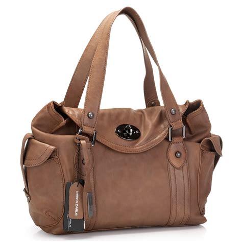 brown leather bags italian designer carla brown leather handbag coti handbags accessories