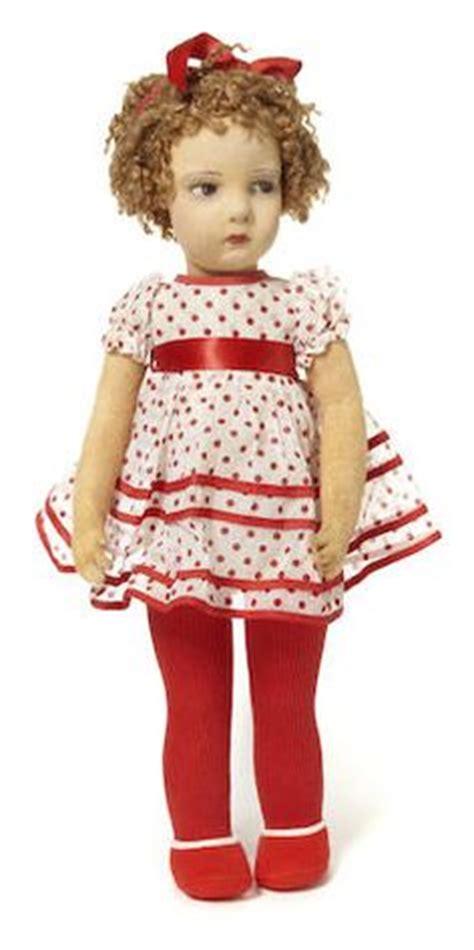 lenci shirley temple doll lenci quot lucia quot madame pompadour felt cloth doll